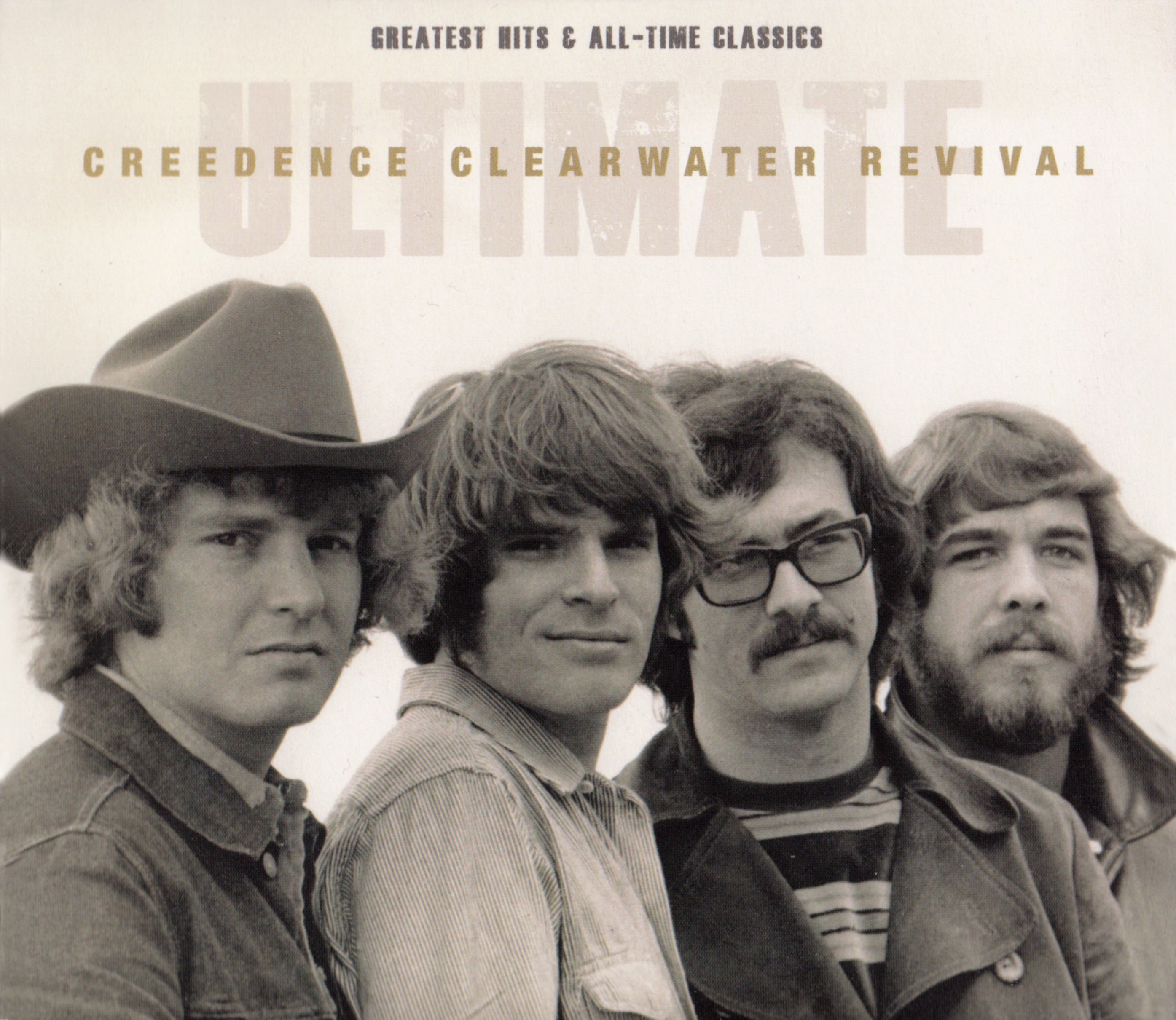 """Release """"Ultimate Creedence Clearwater Revival Greatest Hits ..."""