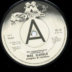 Mike Oldfield - Mike Oldfield's Single