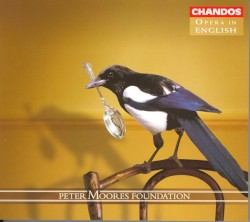 The Thieving Magpie by Rossini ;   Majella Cullagh ,   Barry Banks ,   Philharmonia Orchestra ,   David Parry