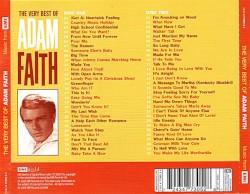 Adam Faith - Someone Else's Baby