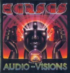 Audio‐Visions by Kansas