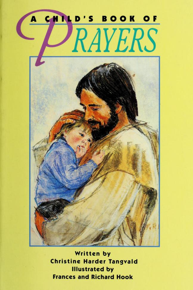 Child's Book of Prayers by Christine Harder Tangvald