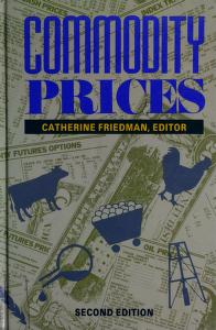 Cover of: Commodity prices by Catherine Friedman