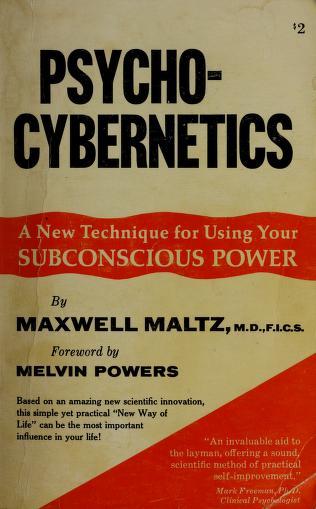 Cover of: Psycho-cybernetics by Maxwell Maltz